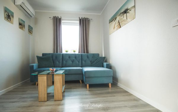 Apartament 2 z tarasem